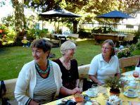 Die 40 Jahre Abi-Feier beim Karner in Frasdorf begann im Garten
